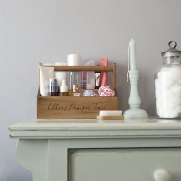PERSONALISED BEAUTY CADDY