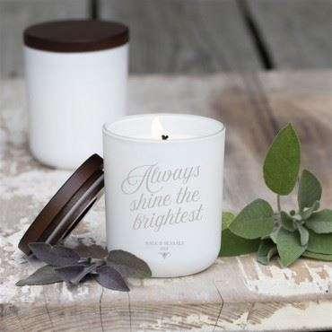 "Luxury ""Shine Bright"" Candle"